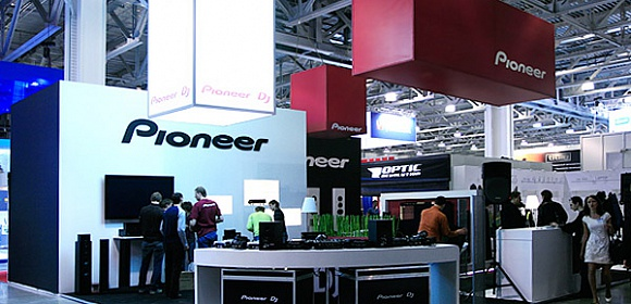 Pioneer - HDI Show